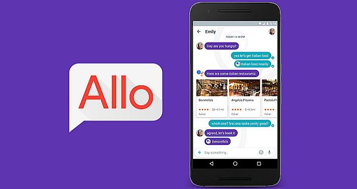 Download Allo Messenger