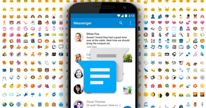 Download Google Messenger ( Android Messages )