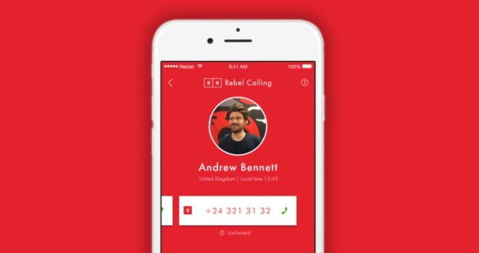 Rebtel App brings New Look and User Experience