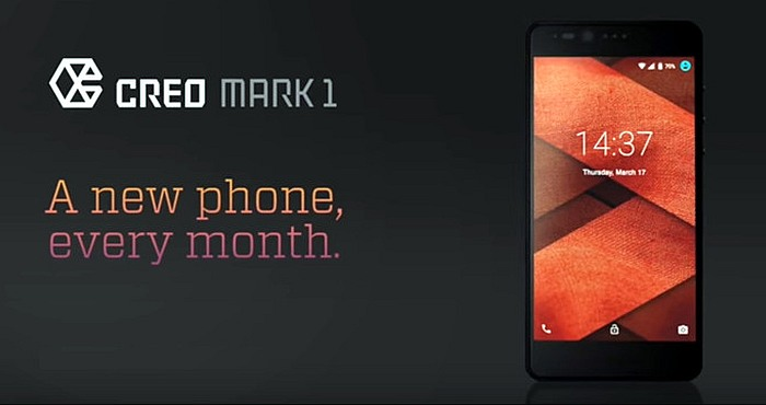 Tech Startup CREO Launches First Flagship – Mark 1